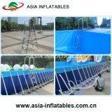 Metallrahmen-Swimmingpool, Swimmingpool-Gehäuse, Swimmingpool-Plättchen