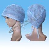Chapeau chirurgical non-tissé ou chapeau chirurgical