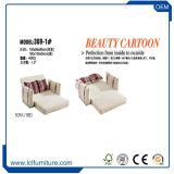 Base di sofà di cuoio sezionale del sofà del salone della mobilia nuova con memoria