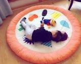 Hauptc$spiel-matte teppich neue des Ankunfts-runde Wolldecke-weichen Kindes