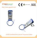 Der meiste genaue Thermometer für LED-Industrie (AT4202)