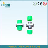 FC-Metal de fibra ótica SC Adaptadores Quadro Híbrido 0.2dB de Baixa Perda
