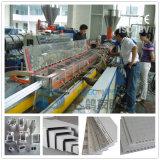 Linha de extrusão de perfis de entroncamento de PVC