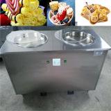 Máquina del helado de la fritada de Tailandia del nuevo producto de los surtidores de China