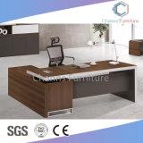 Moderne Möbel L Form-Büro-Schreibtisch-hölzerner Chef-Tisch (CAS-ED31403)
