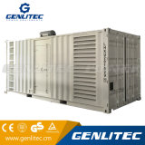 20FT 콘테이너 닫집을%s 가진 1000kVA 디젤 엔진 발전기의 가격
