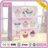 Geburtstag-Kuchen-System-Kleidung bereift Spielzeug-Form-Geschenk-Papiertüten