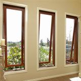 Janela de alumínio durável, o design da grade da janela, preço do Windows