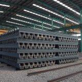 Pilha laminada a alta temperatura da chapa de aço do fabricante de aço Sy295 Sy390 da pilha