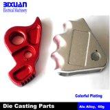 Di alluminio il pezzo fuso dello zinco del pezzo fuso d'acciaio della parte della pressofusione