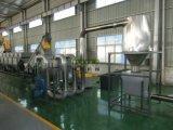 Centrale de réutilisation de lavage d'emballage du PE pp de HDPE de plastique de rebut de film