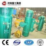 CE/certificado SGS 0.25T 0.5T, 1t, 2t, 3t, 5t, 10t, 16t, 20t polipasto de cable eléctrico