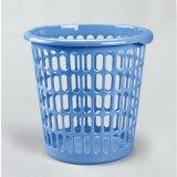 Ménage moule moule rond en plastique Panier à linge