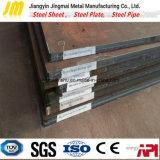 Chapa de aço leve uma chapa de aço laminados a quente para máquinas de Engenharia