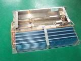9.52mm kupfernes Gefäß-Aluminiumflosse-Kondensator