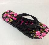 Nuevo estilo de moda Dama Flip Flop zapatilla