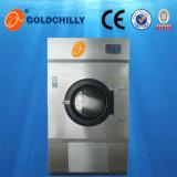 Machine de toile de dessiccateur de dégringolade de blanchisserie d'hôtel industriel de matériel de séchage