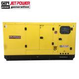 Двигатель Cummins в комплекте тип дизельного генератора, 80квт Silent генератора