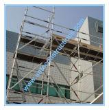 Coffre-fort durables adopté ce système d'échafaudage pour la construction