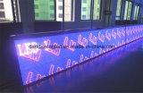 Módulo LED de exterior pantalla con la cara oscura SMD