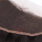 Оптовые цены на черный прямых волос человека кружевной закрытие фронтальной