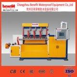 Alta qualidade Sbs/membrana Waterproofing modificada APP do betume que faz a maquinaria