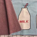 Coperta del cotone della coperta del bambino lavorata a maglia carrello