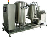 Macchina di sterilizzazione industriale del succo di frutta di uso 1000L/H