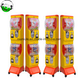 Coin Operated Plastic Balls Gumball Vending Machine From Guangzhou Supplier
