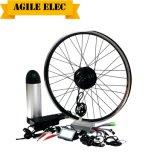 Beweglicher 36V 350W elektrischer Fahrrad-Konvertierungs-Installationssatz von der chinesischen Fabrik