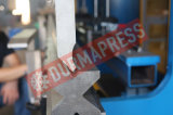 Hydraulische Platten-verbiegende Maschinen-/Metallblatt-Bieger Wc67y-100t/2500