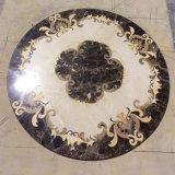 Configuration de mosaïque en pierre de marbre normale