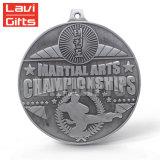 安い良質のカスタム金の柔らかいエナメルのKickboxingメダル