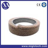 Специализированные промышленные щетки спираль Щетка для снятия заусенцев и полировка й-100004