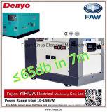 генератор 16kw/20kVA Denyo супер молчком тепловозный с Fawde-Xichai Engine-20170912g