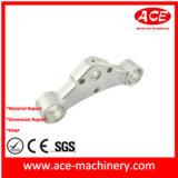 De l'aluminium d'usinage CNC la poulie de courroie