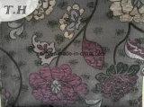 2016 Padrão Lotus elegante Pelúcias Tecidos Jacquard (FTH32115)