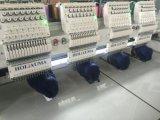 Цена изготовления Ho-1504 компьютеризировало 4 обслуживания машины вышивки шлема игл головки 15