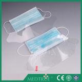 Ce&ISO ha approvato la maschera di protezione non tessuta, ciclo dell'orecchio (MT59501101)