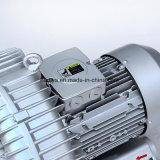 6.3kw 60Hz 두 배 단계 반지 송풍기 또는 진공 펌프