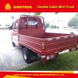 二重小屋ラックボディ様式のCdw 717p1gの小型トラック1tonの軽トラック