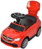 Licenciada Mercedes bebé viaje en coche con asa de empuje