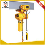 0.5t 5m 220V single phase chain Hoist