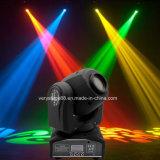 DJ Disco Лампа Mini 30Вт Светодиодные месте перемещение головки блока цилиндров