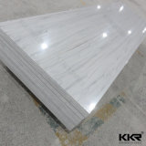 Surface solide acrylique de marbre artificielle de Kingkonree 12mm