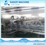 L'eau neuve de baril de l'arrivée 19~20L machine de remplissage de 5 gallons