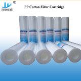 De gesinterde Patroon van de Filter van het Water PP/PE/PTFE met de Aanpassing van de Fabriek