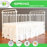 高品質の有機性赤ん坊シートのまぐさ桶の防水寝具によって合われるシーツ