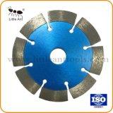 """Mur d'outils du matériel du disque de coupe fritté diamant pressé à chaud la lame de scie pour mur 4,5""""/114mm"""