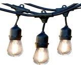 10m 10 ampoule détachable de la chaîne de caractères E26/E27 des ampoules DEL